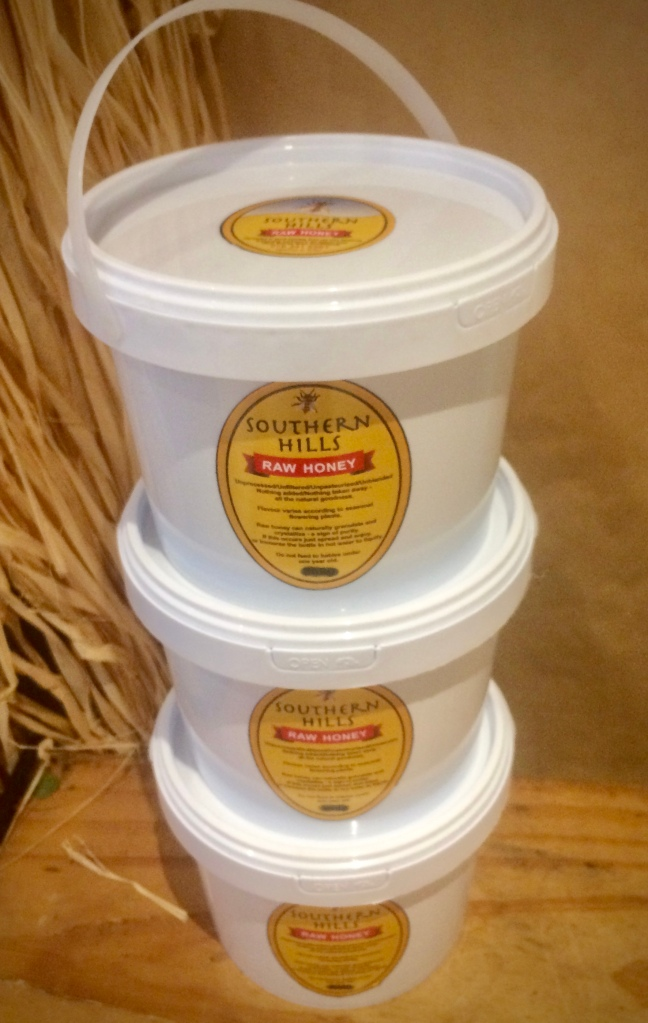 Honey available for bulk supply. From our own beehives in Port Elizabeth