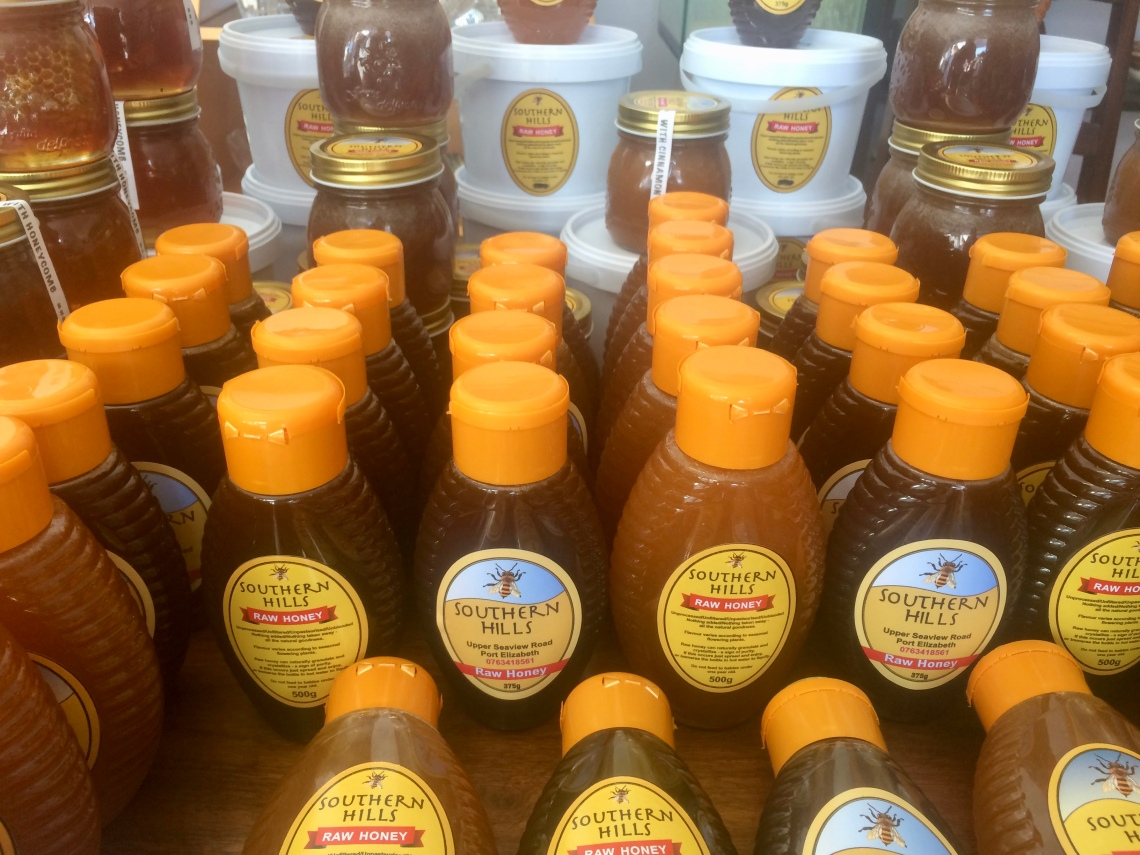 Raw honey for delivery throughout south africa
